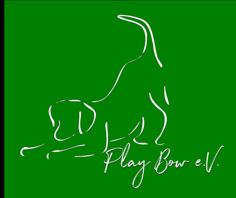 Logo Play bow e.V. Thüringen