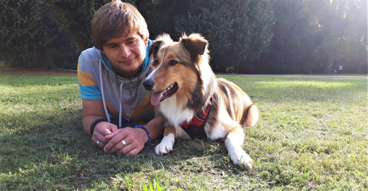 Hundepsychologe und Hundetrainer Emanuel Beer